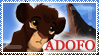 Adofo stamp by TC-96