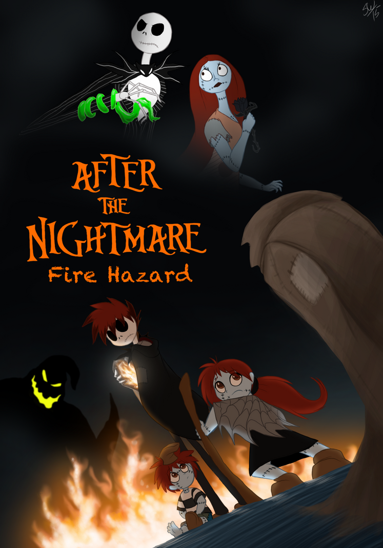 After The Nightmare - Fire Hazard by TC-96 on DeviantArt