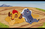The Lion Guard - Snooze
