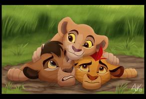 Cub Pile