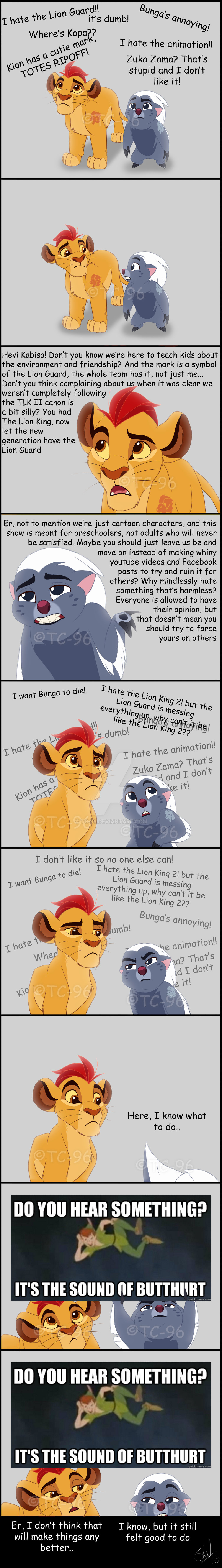 Opinions on The Lion Guard