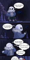 Undertale - Whoops by TC-96