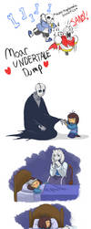 Undertale - Moar Dumpy-dump by TC-96