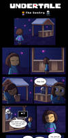 Undertale - The Sentry - part 1 by TC-96