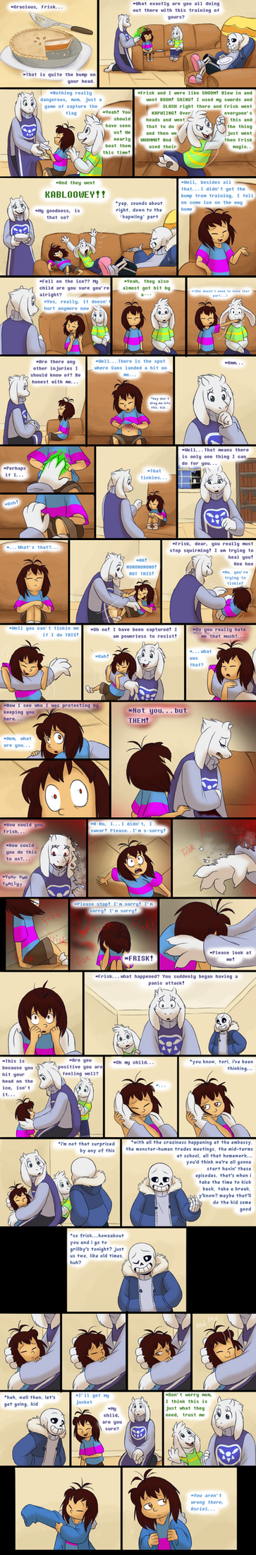Endertale - Page 10 by TC-96
