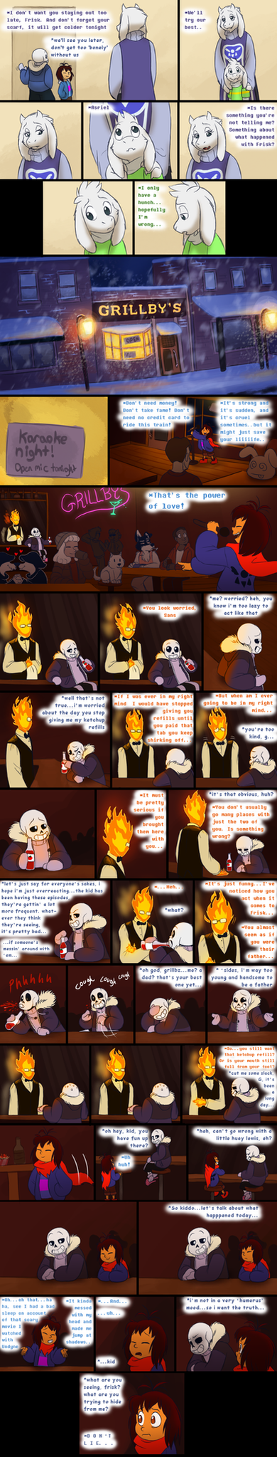 Endertale - Page 11 by TC-96
