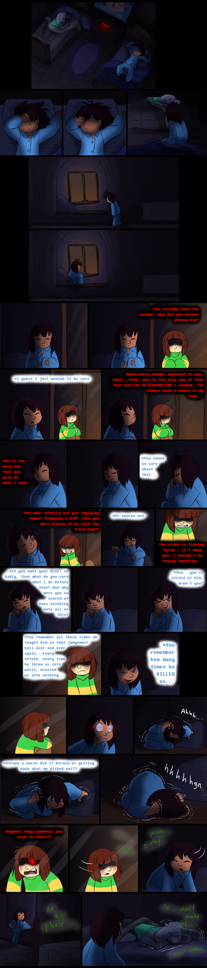 Endertale - Page 15 by TC-96