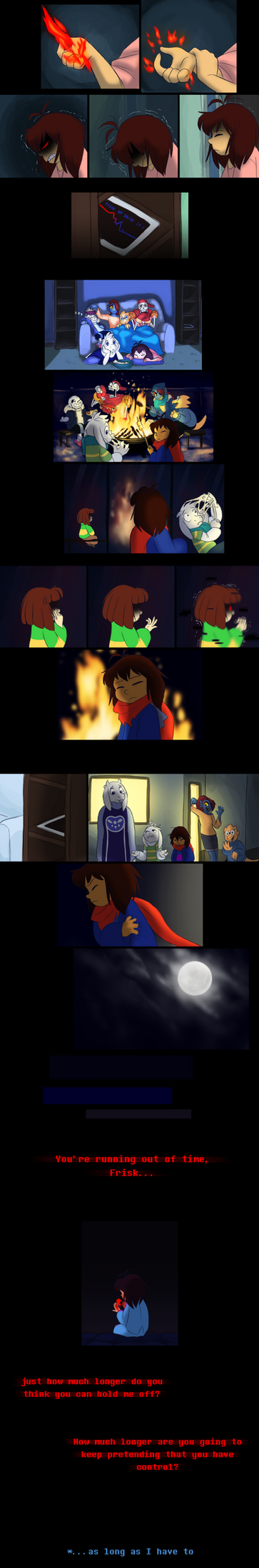 Endertale - Page 19 by TC-96