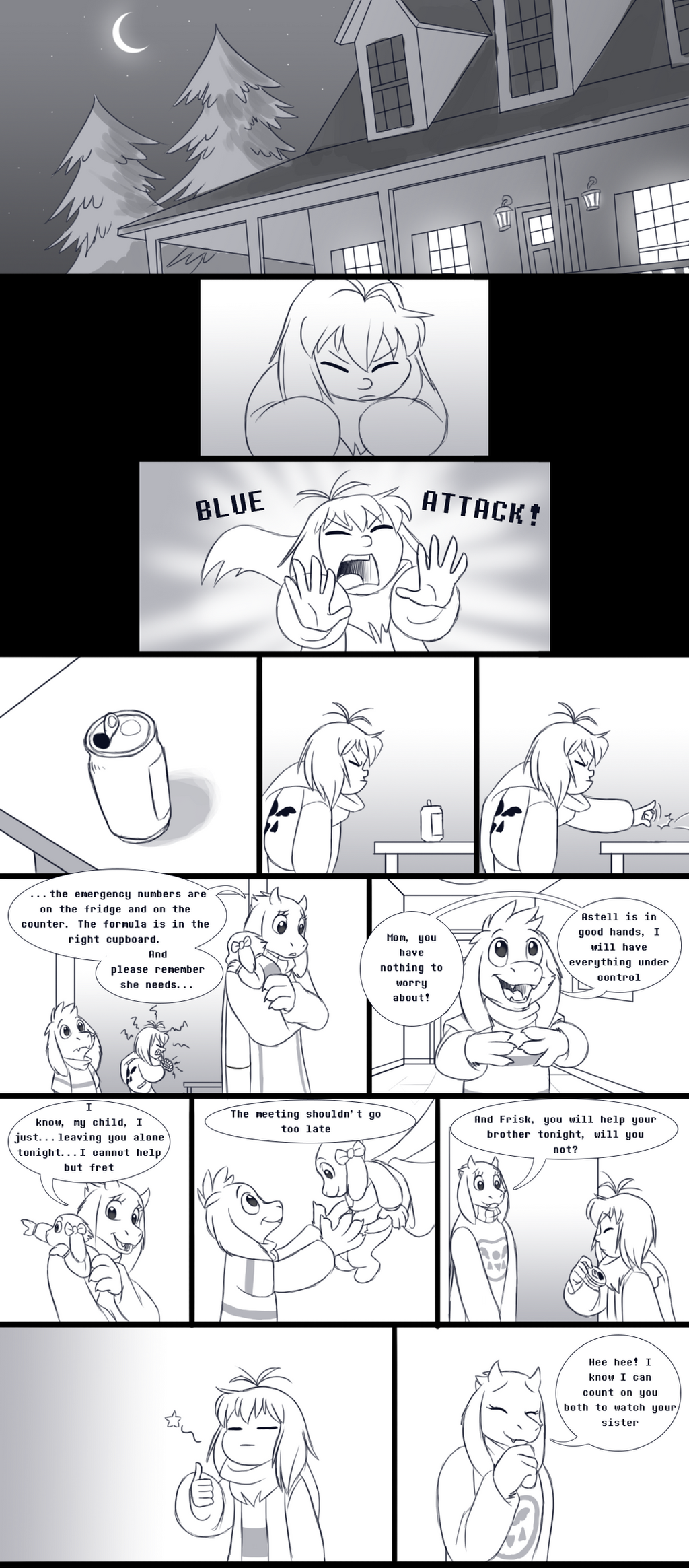 siblingtale babysitting page by tc on siblingtale babysitting page 1 by tc 96