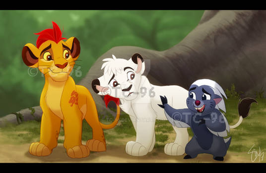 The Lion King - The Visiting Prince