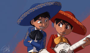 Coco - Marco and Miguel