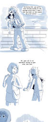 Boku no Hero Academia - I mean he didn't deny it by TC-96