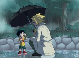 Boku no Hero Academia - their first encounter by TC-96