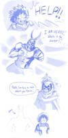 Boku no Hero Academia - gotta go fast