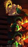 Boku no Hero Academia - Calm before the storm