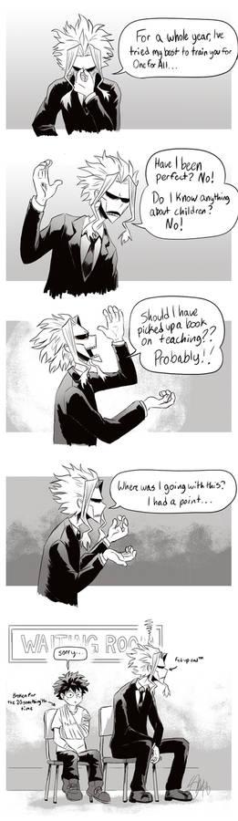 Boku no Hero Academia - Probably!
