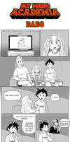 Boku no Hero Academia - Dads