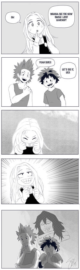 Boku no Hero Academia - Pretty Smile