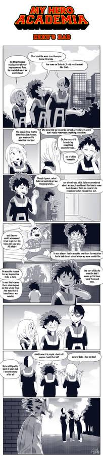 Boku No Hero Academia - Deku's Dad