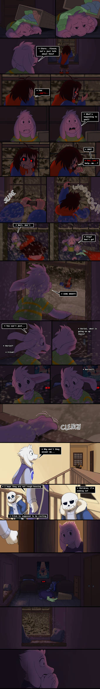 Endertale - Page 39