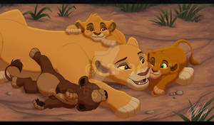 The Lion King - Time With Mom