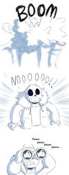 Endertale - this is why Sans doesn't adopt kids by TC-96