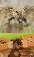 The Lion King - Kisses
