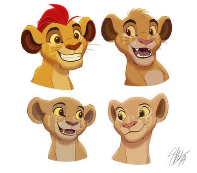 The Lion King - Those kids