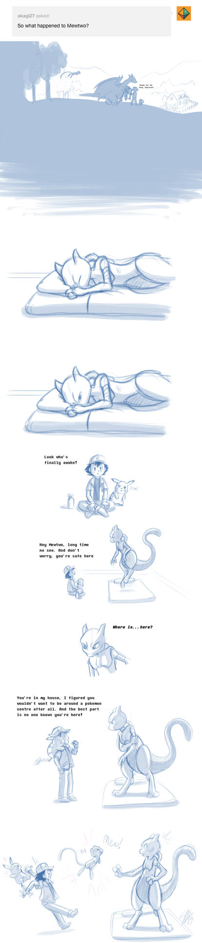 And Then Mew Was There