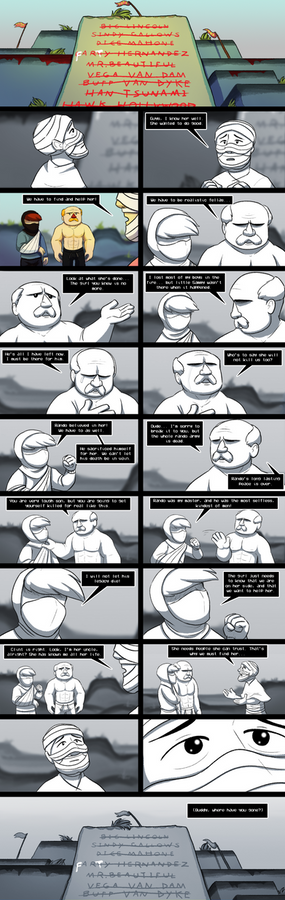 Interlopers - Page 54 :By Absolutedream: