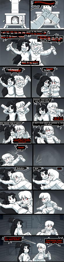 Interlopers - Page 71 :By AbsoluteDream: