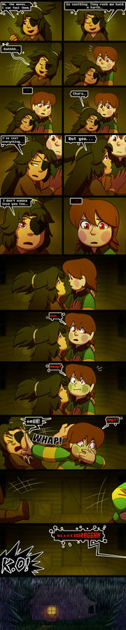 Interlopers - Page 72 :By AbsoluteDream: