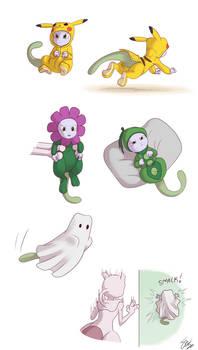 Huey Costumes