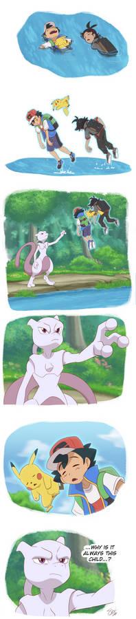 Pokemon Journeys - That Kid