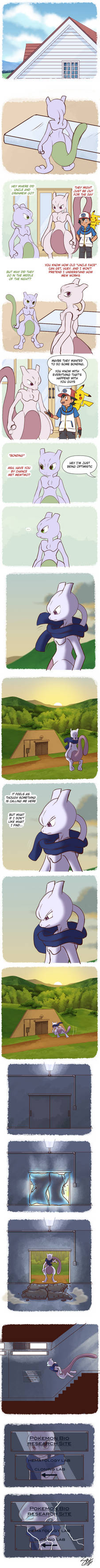 Mewtwo's Dillema