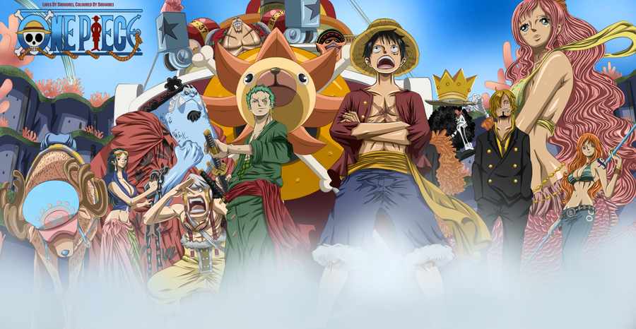 One Piece New World By Shugorei Ookami ...