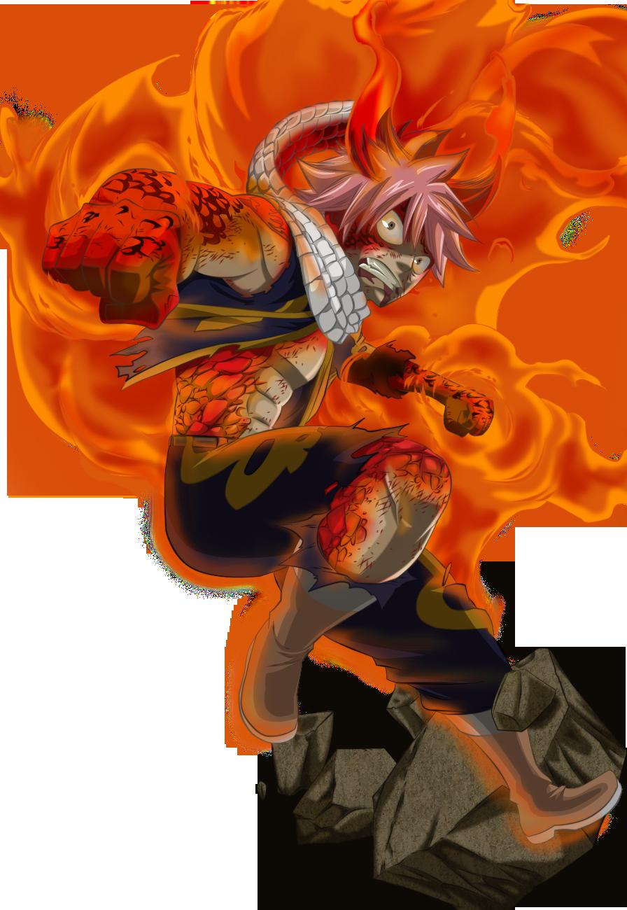 natsu dragon force - photo #5