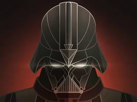 Darth Vader by InkTheory