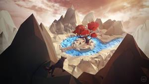 Hidden Camp v2 by InkTheory