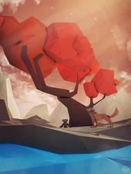 Hidden Camp v3 by InkTheory