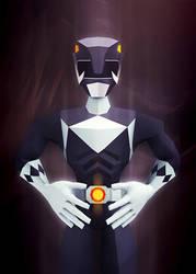 Black Ranger by InkTheory