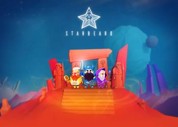 Starbeard by InkTheory