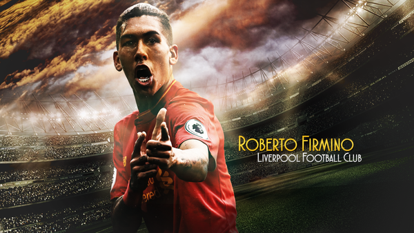 Fall 2016: Design #2 Roberto Firmino By TommyniusGFX On