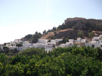 Greece, Lindos, Rhodes 6 by cheasedragon
