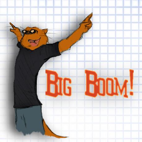 Big Boom colored by sportytuna