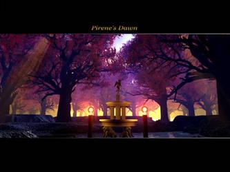 Pirenes Dawn by abe123