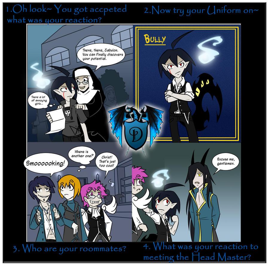 - First Assignament: Zabulon - by dragol