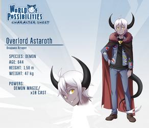 WoP character sheet - Overlord Astaroth