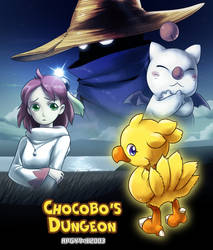 - Chocobo's Dungeon poster -