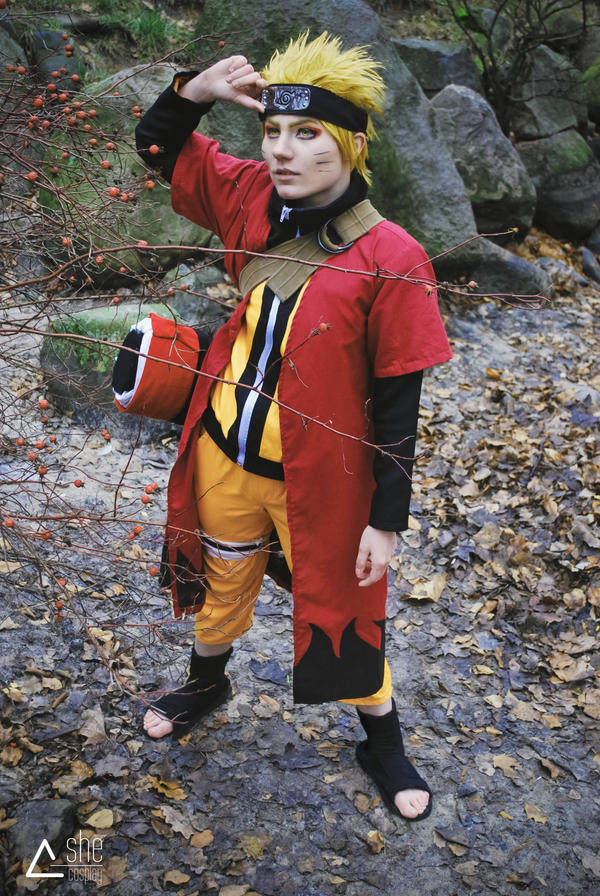 Naruto Sage Mode Cosplay by a4th on DeviantArt